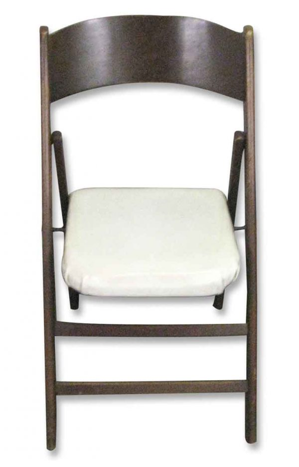Noreika Bentwood Back Folding Chairs with Cushions - Seating