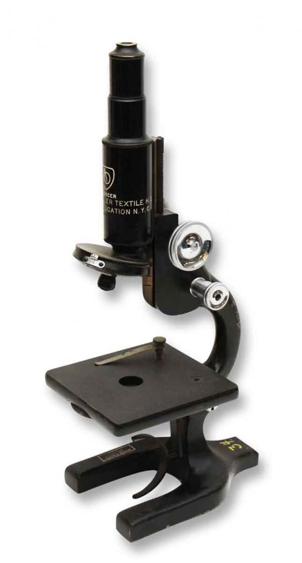 Spencer Vintage Microscope - Children's Items