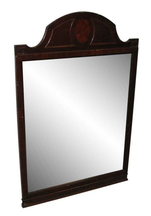 Wooden Dresser Mirror - Antique Mirrors