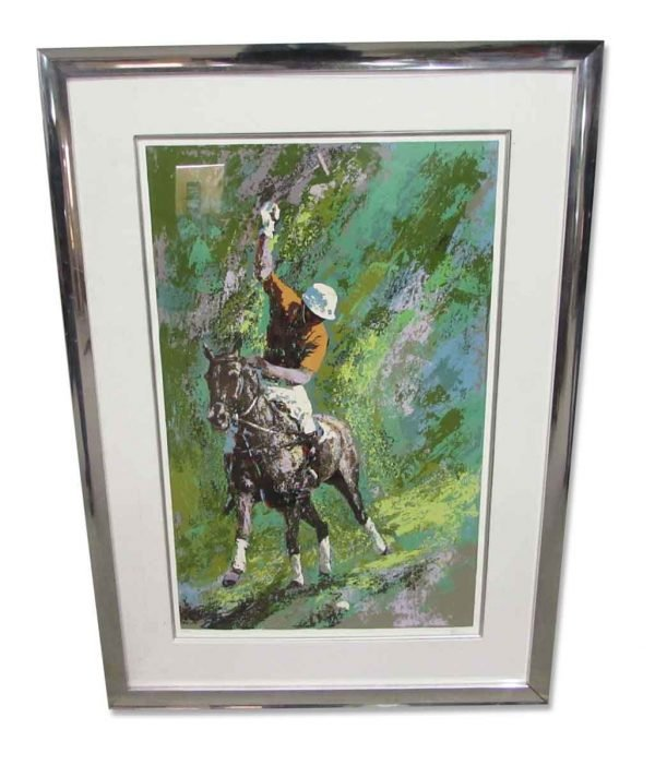 Polo Signed Lithograph - Prints