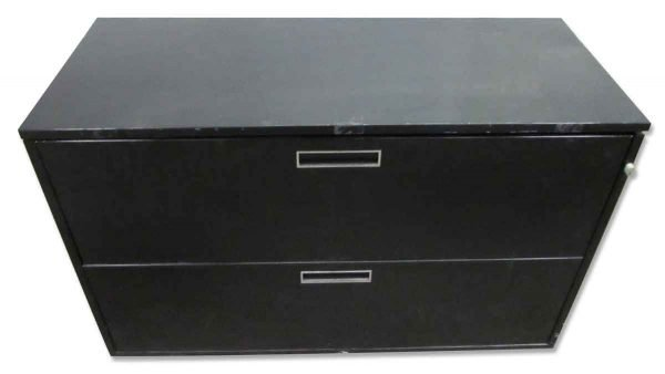 Large Locking Lateral File Cabinet - Office Furniture