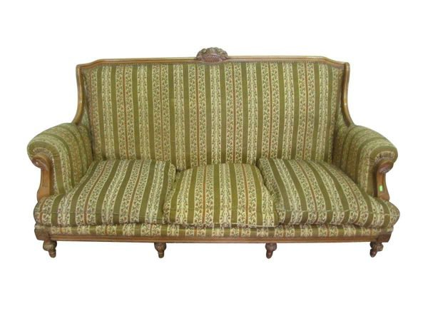 Victorian Era Couch - Living Room