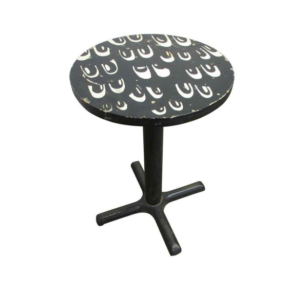 Small Bistro Table - Commercial Furniture