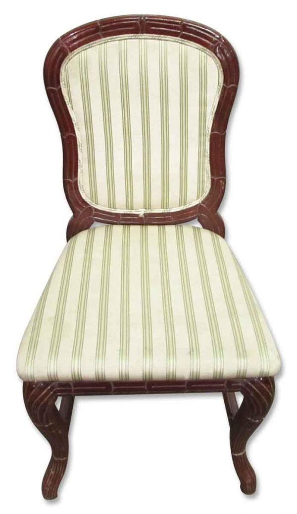 Solid Wood Accent Chair - Living Room