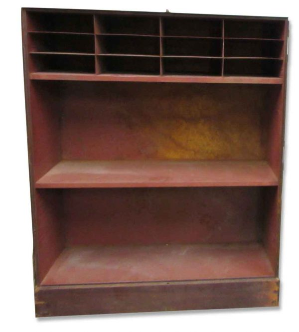 Wood & Metal Cabinets - Cabinets