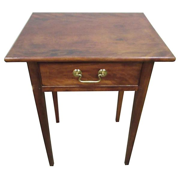 End Table with Single Drawer - Living Room