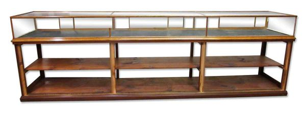 Vintage Museum Showcase by Ae Hughes of Boston - Commercial Furniture