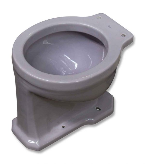 Rheem Pastel Purple Toilet - Bathroom