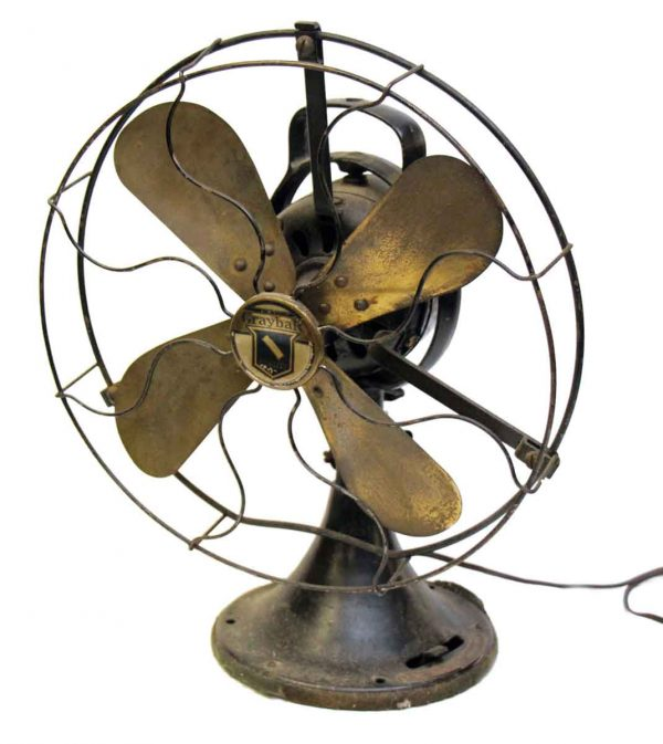 Graybar Vintage Circulating Fan - Fans