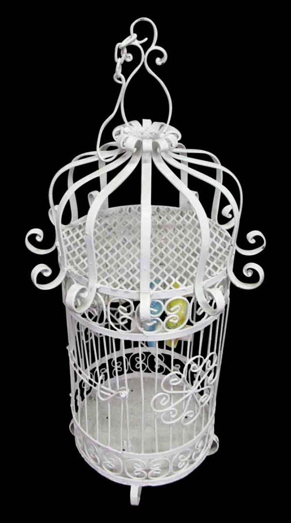 Hanging or Table Top Bird Cage - Animal Care