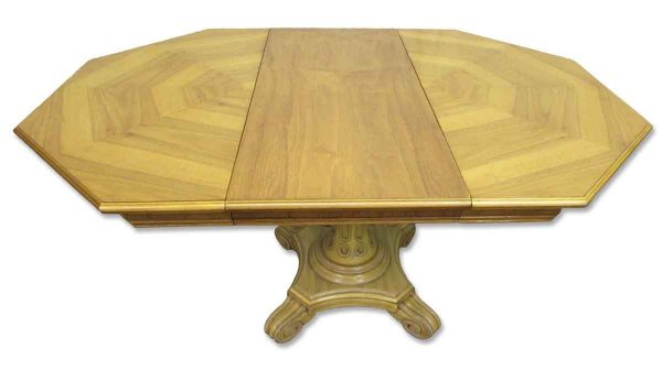 Traditional Octagon Table - Kitchen & Dining