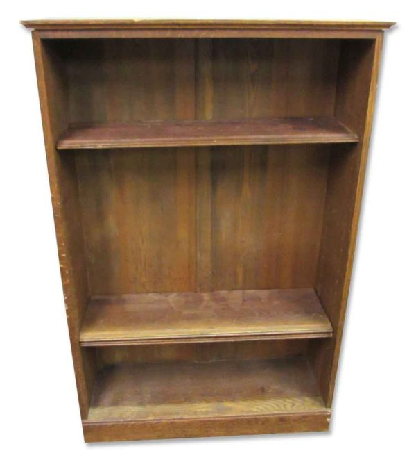 Vintage Wall Bookcase - Bookcases