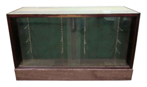 Showcase with Marble on Bottom - Commercial Furniture