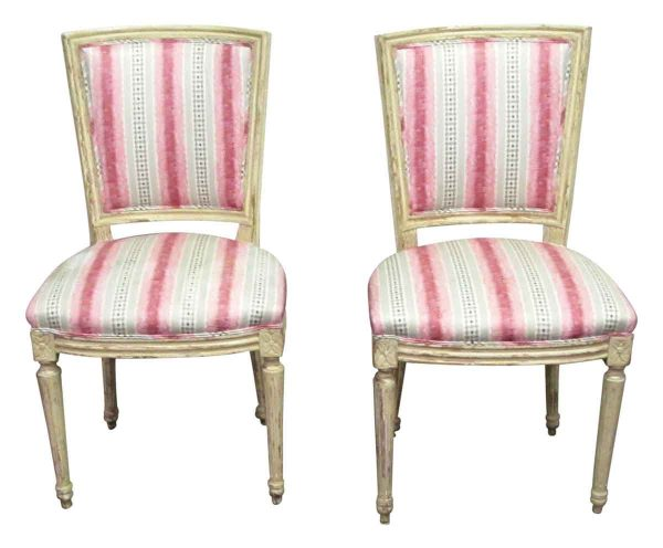 Set of Four Upholstered Chairs - Kitchen & Dining