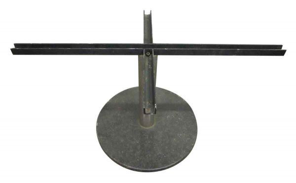 Iron Table Base for Rectangular Top - Table Bases