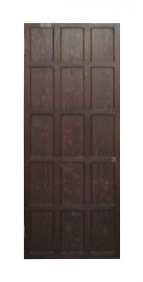 Door with 15 Panels - Standard Doors