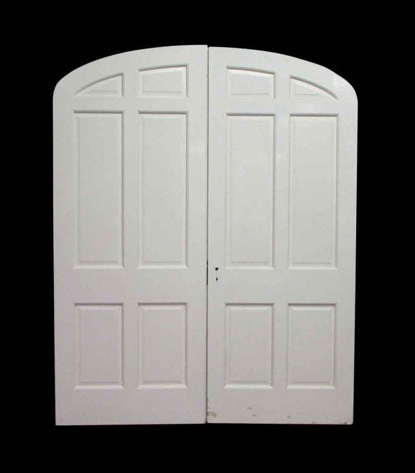 Arched Top Double Doors - Arched Doors