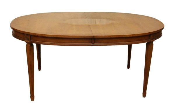 Oval Cherry Table - Kitchen & Dining
