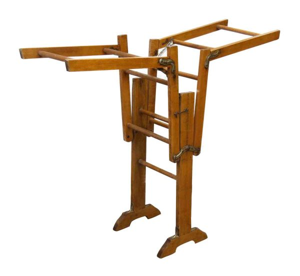 Wooden Laundry Hanger - Personal Accessories