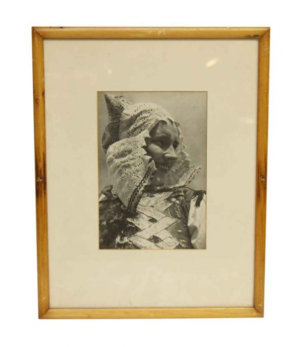 Photograph of Woman in Costume - Photographs