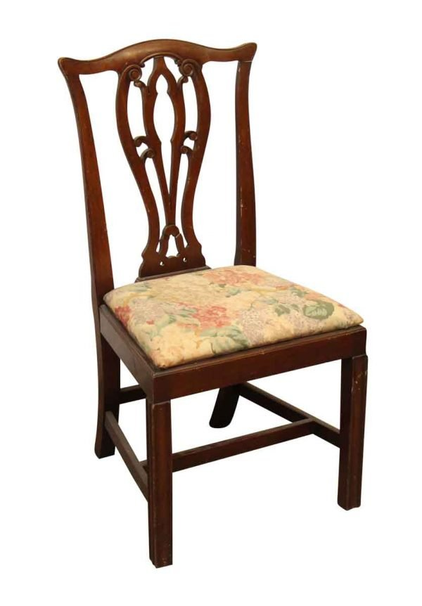 Floral Seat Chair - Seating