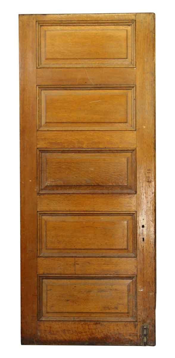 Oak Raised Panel Door - Standard Doors