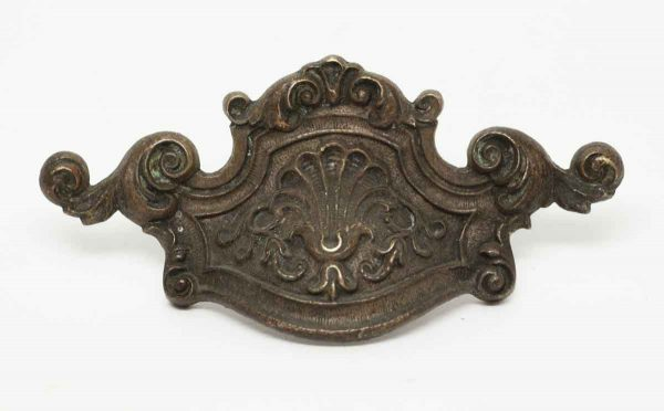 Single Antique Victorian Drawer Pull - Cabinet & Furniture Pulls