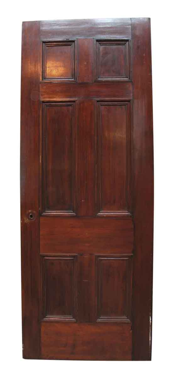 Colonial Style Six Recessed Panel Door with Applied Molding - Standard Doors