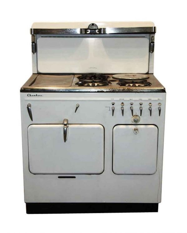 Antique Chambers Stove - Kitchen