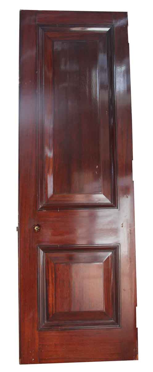 Interior Door with Two Raised Panels - Standard Doors