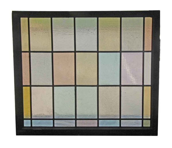 Pastel Color Stained Glass Windows - Stained Glass