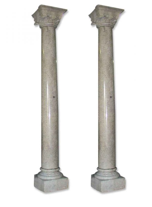 Huge Granite Columns from 30th Street Train Station in Philadelphia - Columns & Pilasters