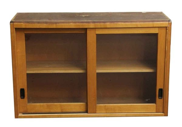 Cabinet with Two Sliding Doors - Cabinets