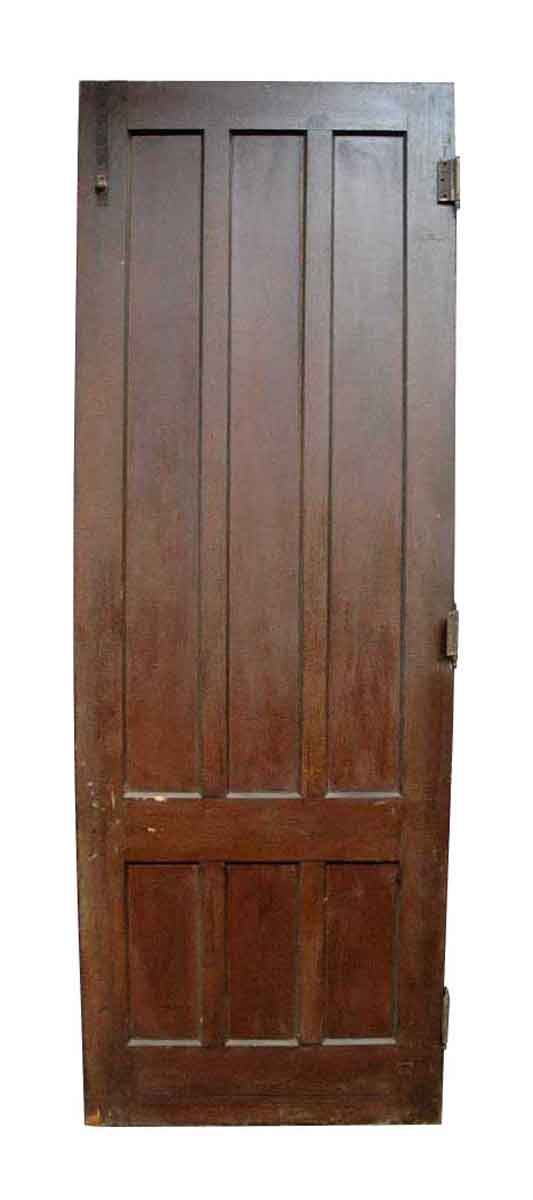 Tall Pine Interior Salvaged Old Door