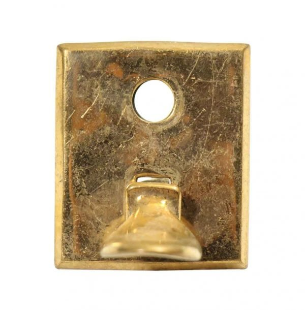 Pair of Brass Replacement Thumb Latches - Door Pulls