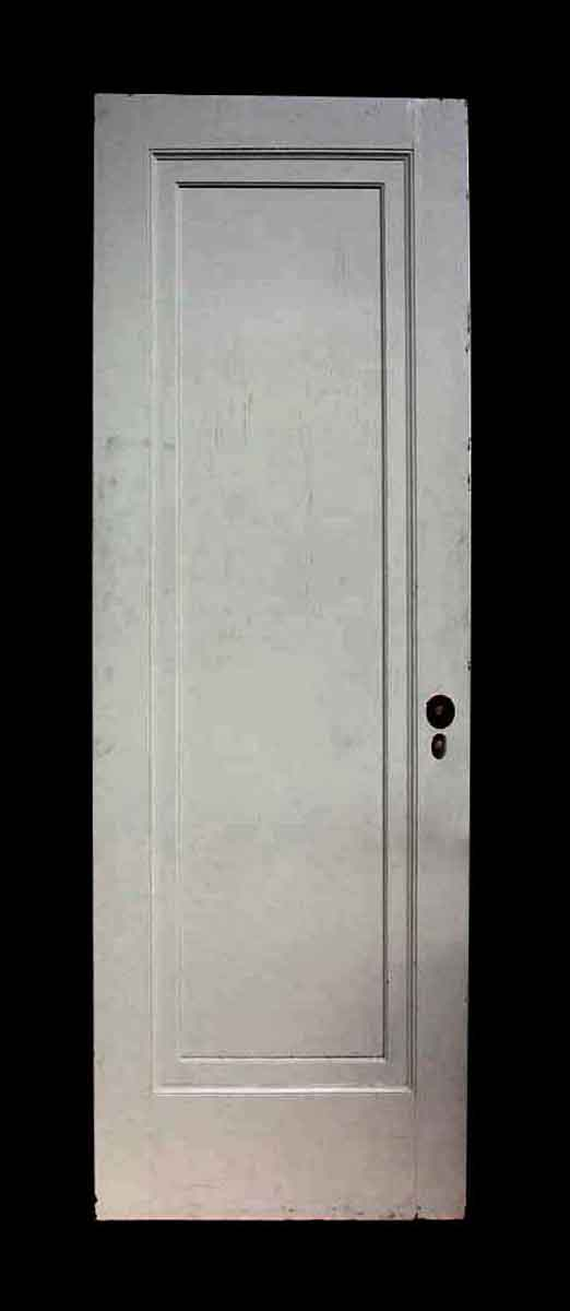 Antique Single Panel Wood Door - Standard Doors