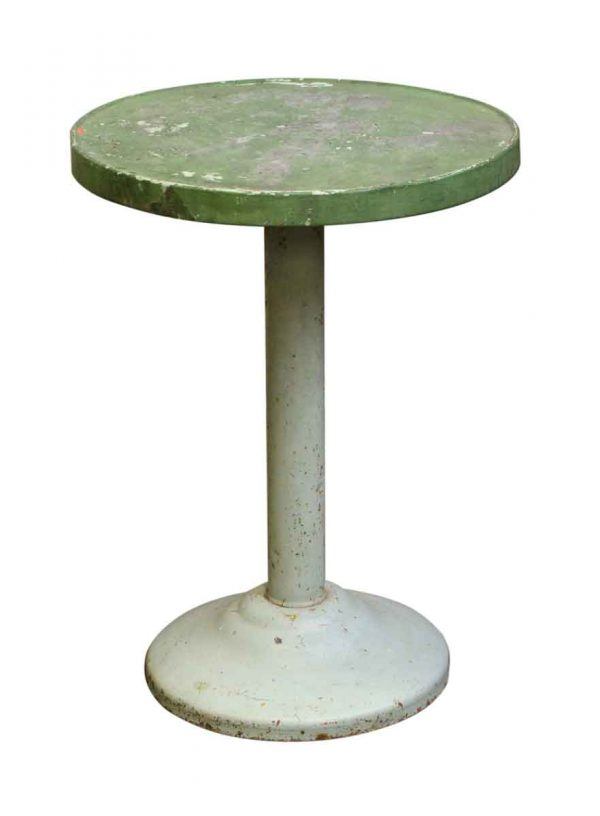 French Metal Bistro Table - Commercial Furniture