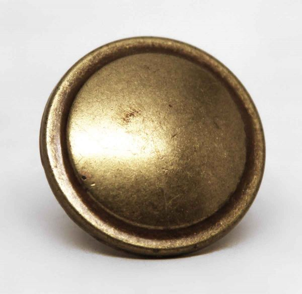 Vintage Simple Circular Drawer Knob - Cabinet & Furniture Knobs