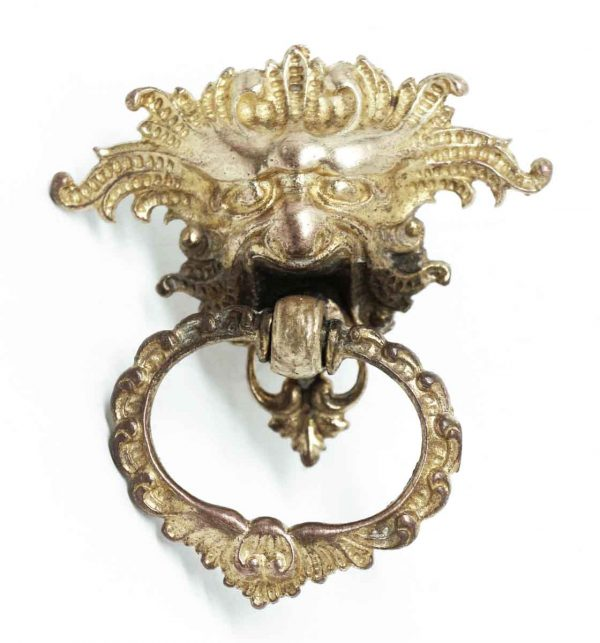 Victorian Small Dragon Brass Pull - Cabinet & Furniture Pulls