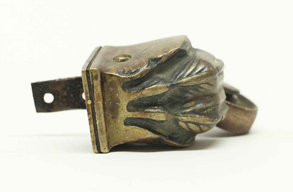 Antique Cup Claw Feet Caster - Casters