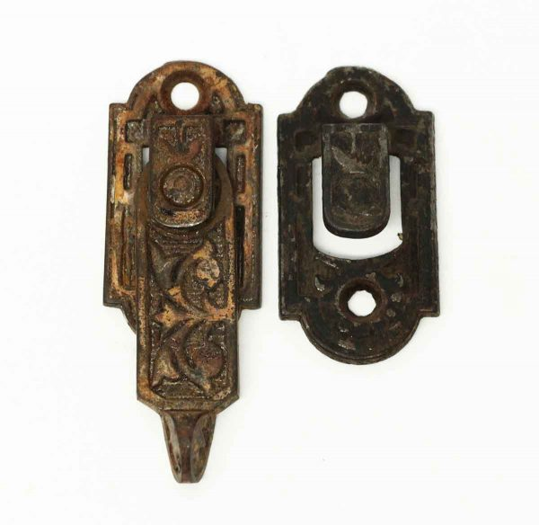 Vintage Aesthetic Shutter Latch - Cabinet & Furniture Latches