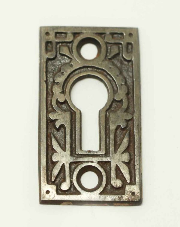 Aesthetic Cast Iron Door Keyhole Cover - Keyhole Covers