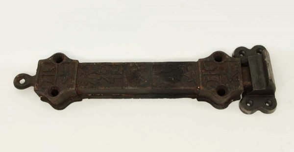Aesthetic Cast Iron Large Door Bolt - Door Locks