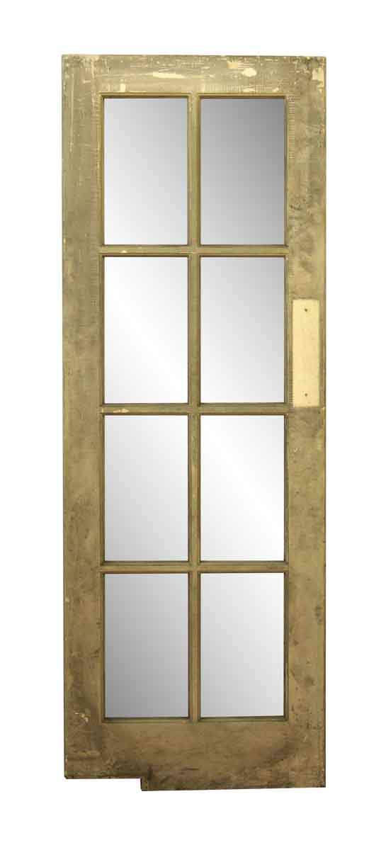French Doors - Antique French Door with Eight Lights