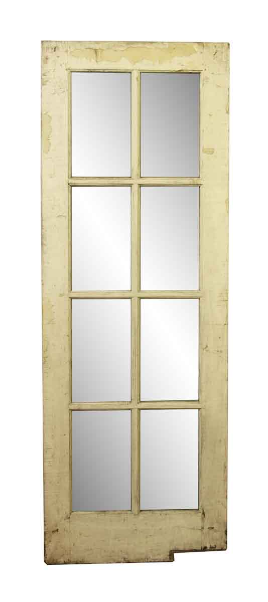 French Doors - Antique Old French Door with Eight Lites