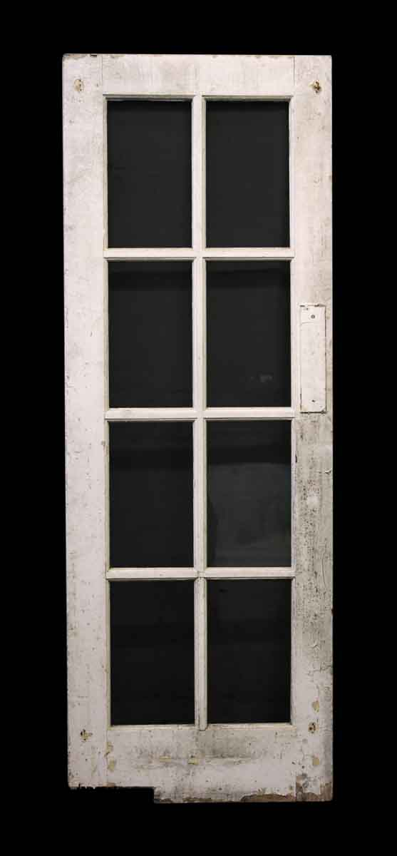 French Doors - Used Antique White French Door
