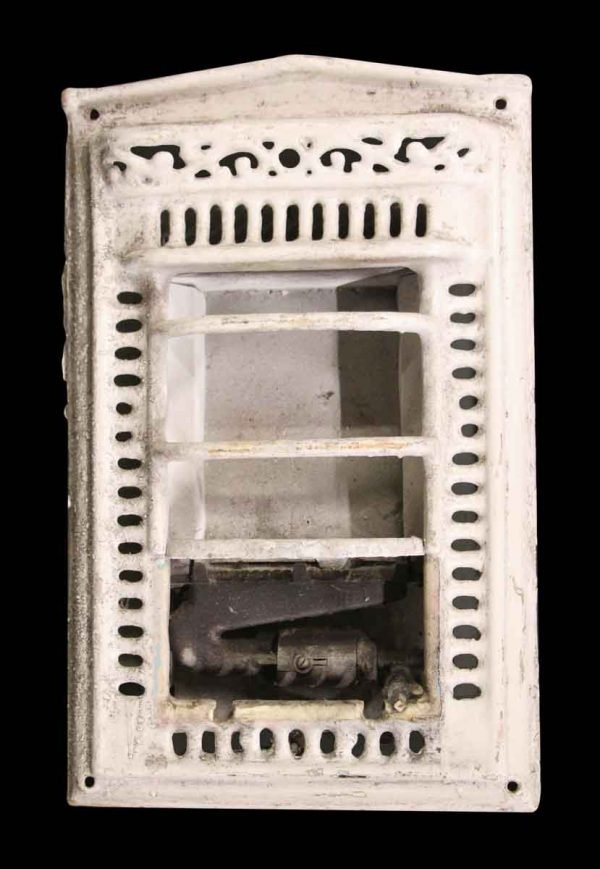 Old Heating Cast Iron Wall Vent - Heating Elements