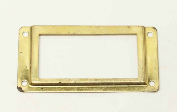 Brass Name Plate - Other Hardware