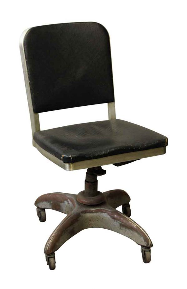 Office Furniture - 1950s Propeller Base Office Chair