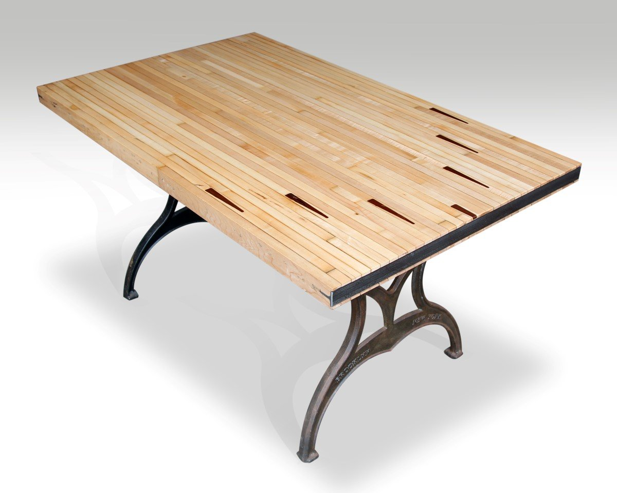 Reclaimed Wood Table Dining
